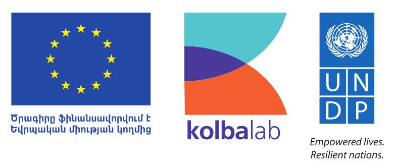 EU, Kolba Lab, UNDP